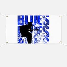 blues guitar Banner