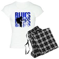 blues guitar Pajamas