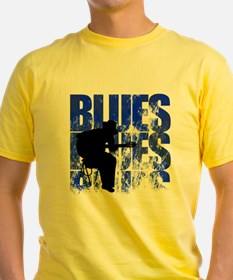 blues guitar T