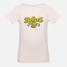 logo rollerz only Tee