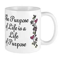 Life Of Purpose Mug