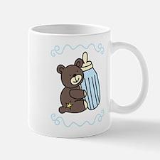 Teddy Bear Bottle Mug