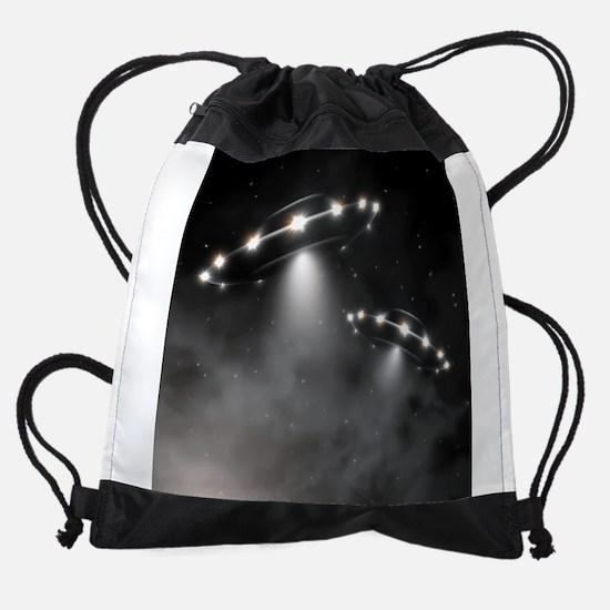 UFO Drawstring Bag