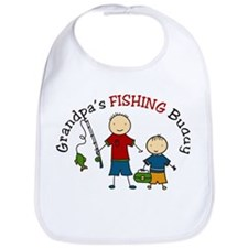 Fishing Buddy Bib