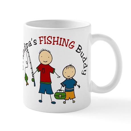 Fishing Buddy Mug