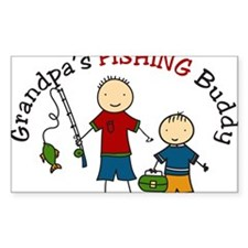 Fishing Buddy Decal