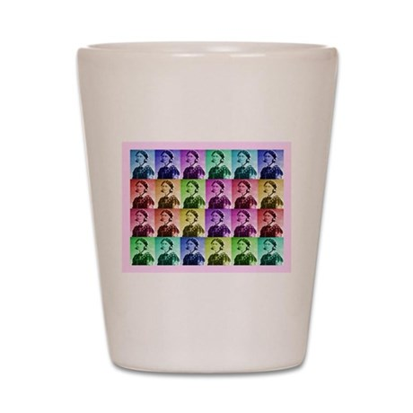 Florence nightengale blanket 3.PNG Shot Glass