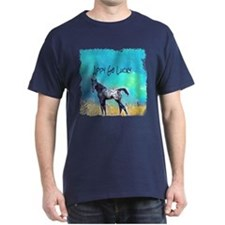 Appy Go Lucky Horse T-Shirt