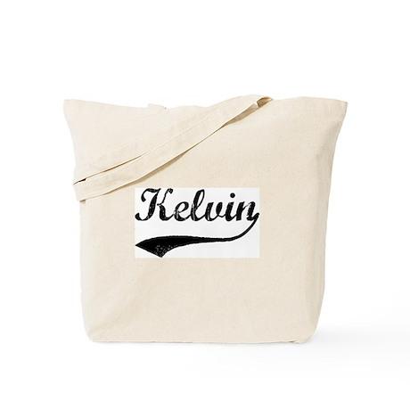 Vintage: Kelvin Tote Bag