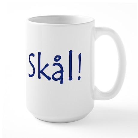 Leftie Skål Large Mug