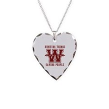 Supernatural Winchesters Necklace