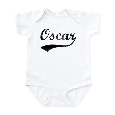 Vintage: Oscar Infant Bodysuit
