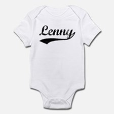 Vintage: Lenny Infant Bodysuit