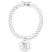 I would give up Wine but Im no quitter! Bracelet