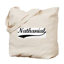 Vintage: Nathanial Tote Bag