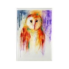 Solo Owl ~ Fridge Magnet