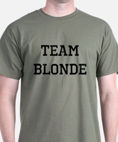 Team Blonde (black) T-Shirt
