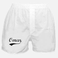 Vintage: Omar Boxer Shorts