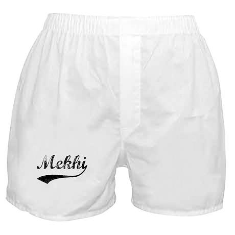 Vintage: Mekhi Boxer Shorts