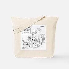 Cute Straight sex Tote Bag