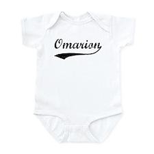 Vintage: Omarion Infant Bodysuit