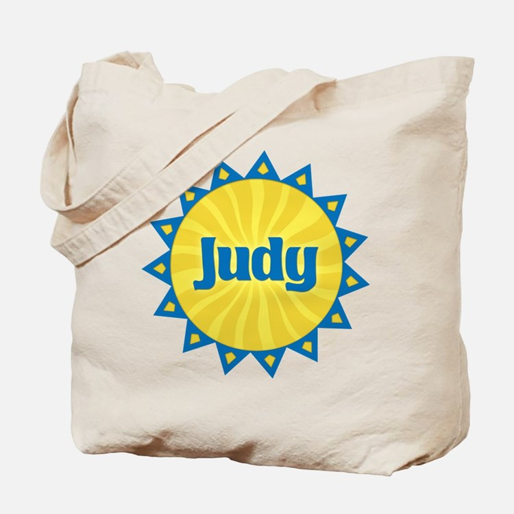 Judy Sunburst Tote Bag