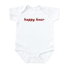happy hour Infant Bodysuit