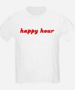 happy hour Kids T-Shirt