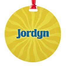 Jordyn Sunburst Ornament