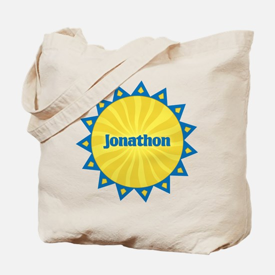 Jonathon Sunburst Tote Bag
