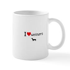 Weenie Mugs