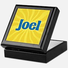 Joel Sunburst Keepsake Box