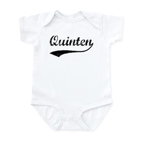 Vintage: Quinten Infant Bodysuit