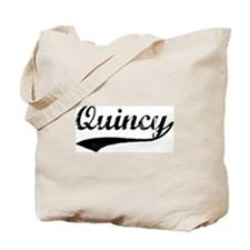 Vintage: Quincy Tote Bag