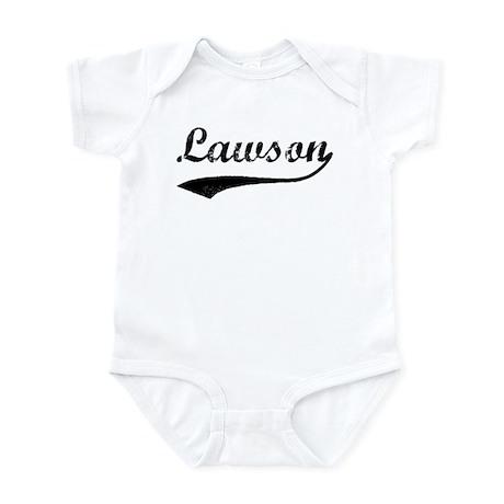 Vintage: Lawson Infant Bodysuit