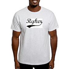 Vintage: Ryker Ash Grey T-Shirt