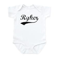 Vintage: Ryker Infant Bodysuit
