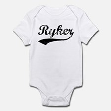 Vintage: Ryker Infant Bodysuit