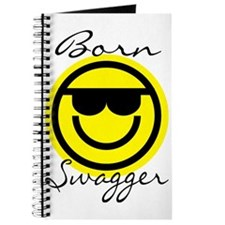 Swagged Out Emoticon T-shirt Journal