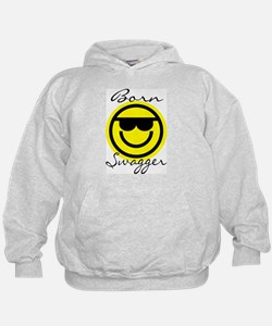 Swagged Out Emoticon T-shirt Hoodie