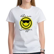 Swagged Out Emoticon T-shirt Tee