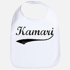 Vintage: Kamari Bib