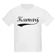 Vintage: Kamari Kids T-Shirt