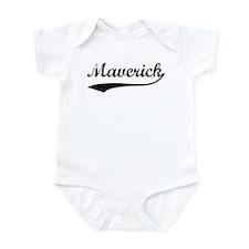 Vintage: Maverick Infant Bodysuit