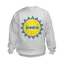 Jessica Sunburst Sweatshirt