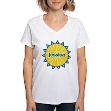 Jessica Sunburst Shirt