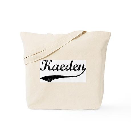 Vintage: Kaeden Tote Bag