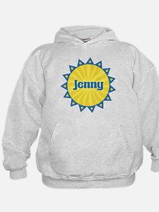 Jenny Sunburst Hoodie