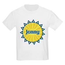 Jenny Sunburst T-Shirt