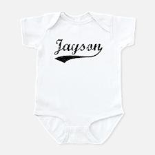 Vintage: Jayson Infant Bodysuit